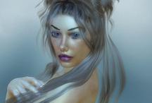 Adrella's Art / by Bluedarkat Lem