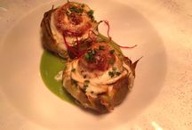 Platos de otoño  / Carta de otoño 2013 Restaurant Casa Calvet