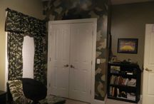 Boys' Rooms / by Mandy Pullin Walls