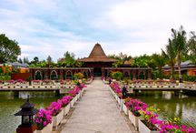 Beyond Resort Khao Lak, Thailand / Beyond Resort Khao Lak is an award winning, adult only luxury resort that features 153 spacious individual villas located on the beautiful white sand Pakweep Beach, 15 minutes drive from the centre of Khao Lak town.  Ideal for romantic couples of all ages.