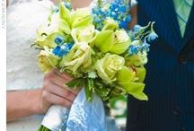 Turquoise en lemmetjiegroen