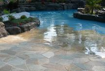 Pool ideas  / by Brandy Michelle Narde