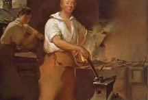 Blacksmiths History / The history of the Blacksmiths trade....