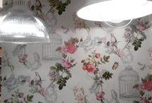 Decoração romântica/contemporânea/rococó / Visual merchandising #LEROYMERLIN