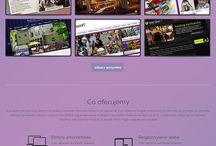 Webdesigns / My designs #web #design #webdesign