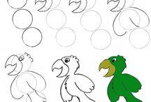 como desenhar / como desenhar