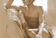 Art - figures & portraits