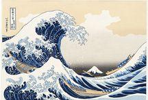 浮世絵 日本画 水墨画