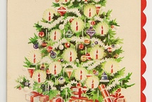 ❅ Christmas postcards and decorations ❅