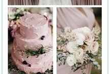 Dusty Rose Wedding
