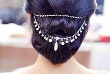 Hair jewellery/head pieces