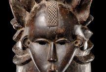 liberian mask