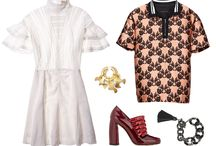 GET fall fashion must-haves / Fall predictably brings with it an avalanche of new trends, making the most minimal wardrobe update kind of daunting. Here, a curation of must-have additions to your closet. / by goop
