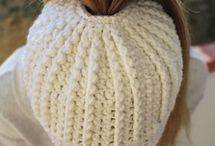 Crochet patterns hat