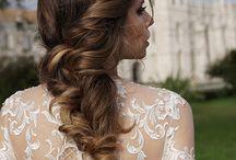 Penteados - Noivas