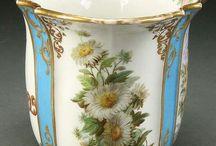 rokokó porcelánok