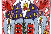 tarot: V hierophant