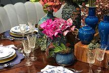 Sousplat / Com a função de evitar respingos de comida, o sousplat deixa a mesa mais elegante e bonita!