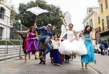 New Orleans Weddings / Photos of real weddings in New Orleans. Get a peak at the best venues, vendors and all your city has to offer for your wedding day.