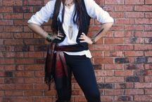 Pirate Costume Ideas / Get ready to sail the high seas with our amazing DIY pirate costume ideas.