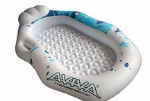 Water Loungers and Mats / Water Toys, Loungers, Floaties, Floats, Mats
