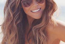 Summer Hair Styles / Summer hair inspiration!