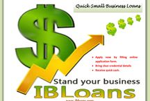 Online Small Business Loans / Are you planning to start new business but do not have enough funds to invest in ? Then contact IBLoans. We offer small business loans to women as well as men to assist upcoming entrepreneurs in establishing new business by lending them required cash.