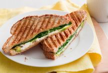 Toasted Sandwiches / Jaffles, toasties, Brevilles... whatever you call them, there's nothing quicker, easier or more delicious than a warm cheesy sandwich.  #jaffles