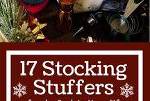 christmas gift ideas / Let's bring the fun back in Christmas present shopping!