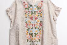 ropa artesanal