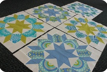 VLC Loves Swoon / Versions of Camille Roskelley's Swoon quilt which I love