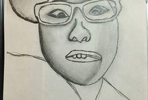INSEARCH: Semester 1_Assignment 1: Portraits Final / Assignment 1 Final work