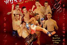 Cerri Maxime / Boxeur boxe pieds poings K-1
