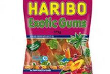 Haribo Lollies / Check out this selection of all the #Haribo #Lollies we offer at Moo-Lolly-Bar - http://ow.ly/Z63s5