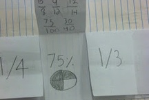 Decimal Activities  / by Amy Treptow