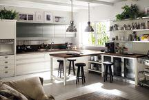Kitchen 1 / Scavolini outlet - kitchen 1