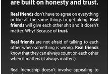 Keeping It Real-Friend Edition / by Cyndi S.