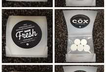 Self Promotion on a budget / Concepts and ideas from COXdesignNZ