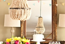 Home Accessories, Light Fittings Etc