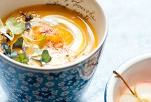 FOOD | Soups and stews / A collection of warming soups and stews perfect for winter