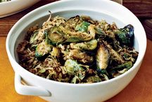 Best Thanksgiving Greens Recipes / From classic creamed spinach to crispy baked kale with Gruyère cheese, here are superb greens recipes for Thanksgiving. / by Food & Wine