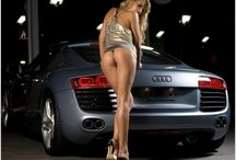 Sexy Car / Sexy Girl and Car