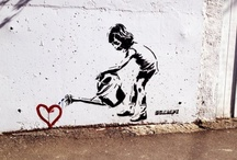 Street Art, art and thrue life