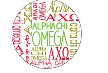 Alpha Chi Omega <3 / by Elizabeth Zapf