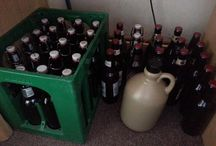 Home Brewed Lager & Cider / My Home Brews - 40 Pints at a time
