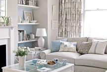 Redoing the Living Room!