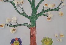 Spring tree craft ideas