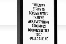 Paulo Coelhoe Quotes