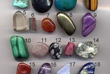 edelsteenkaarten/gemstones charts
