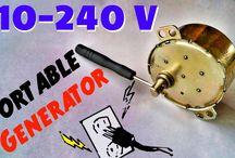 Portable Generator for Emergency
